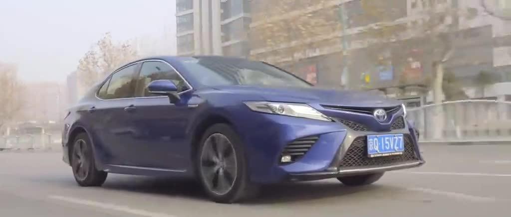 视频:看专车司机怎么说凯美瑞