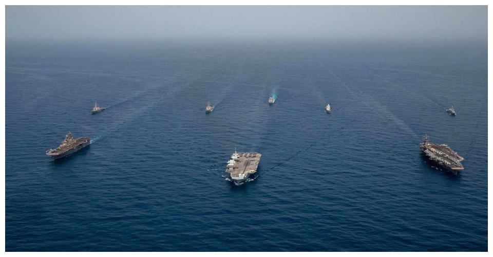 英国航空母舰战斗群拟9月停靠日本 或参与联合训练