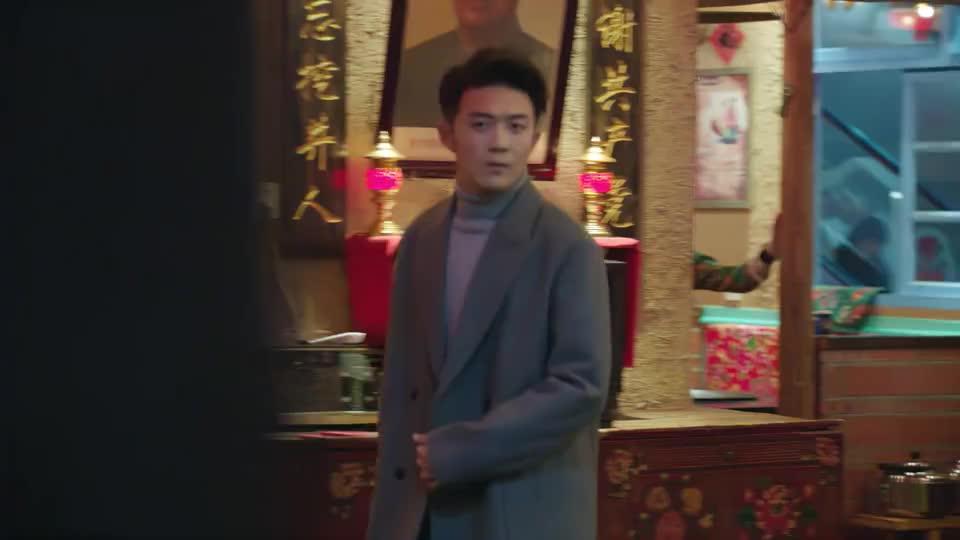 亲爱的热爱的:韩商言看见王浩扭头就走,都是兄弟,何必闹成这