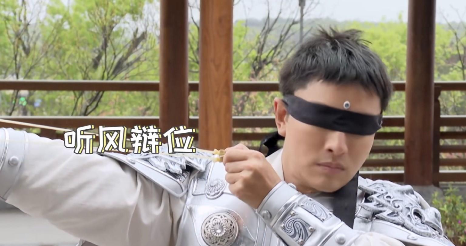 """贾乃亮打掉节目组摄像头,模仿""""二郎神""""太有镜头感"""