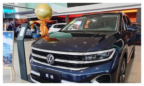 一汽大众首款中大型SUV!揽境即将正式上市,能卖得过威然吗?