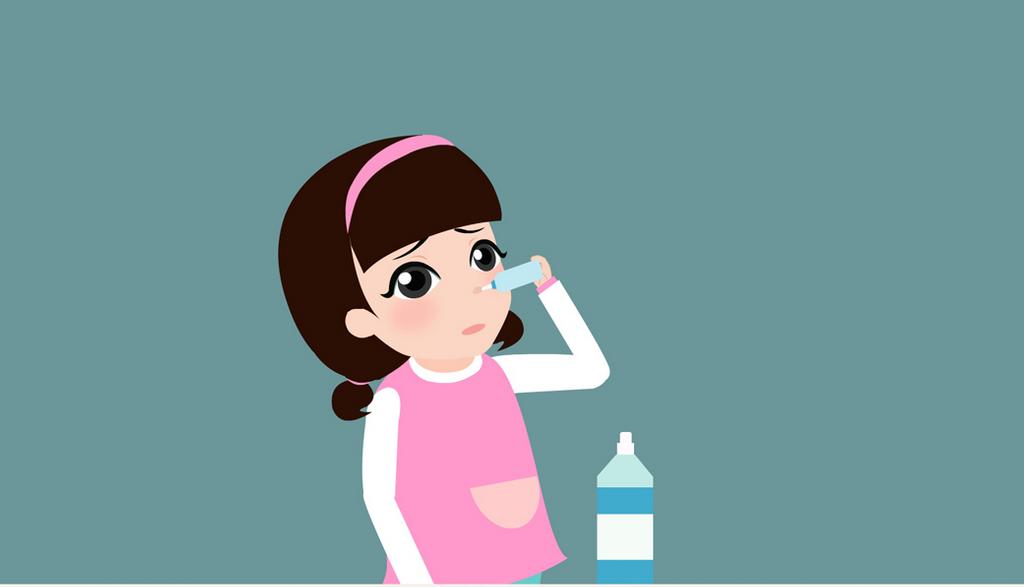 过敏性鼻炎,不仅要定期清理鼻腔,要做到4个坚持要做