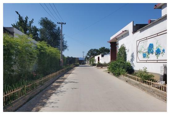 宝丰县前营乡:建设美丽乡村 文明卫生先行