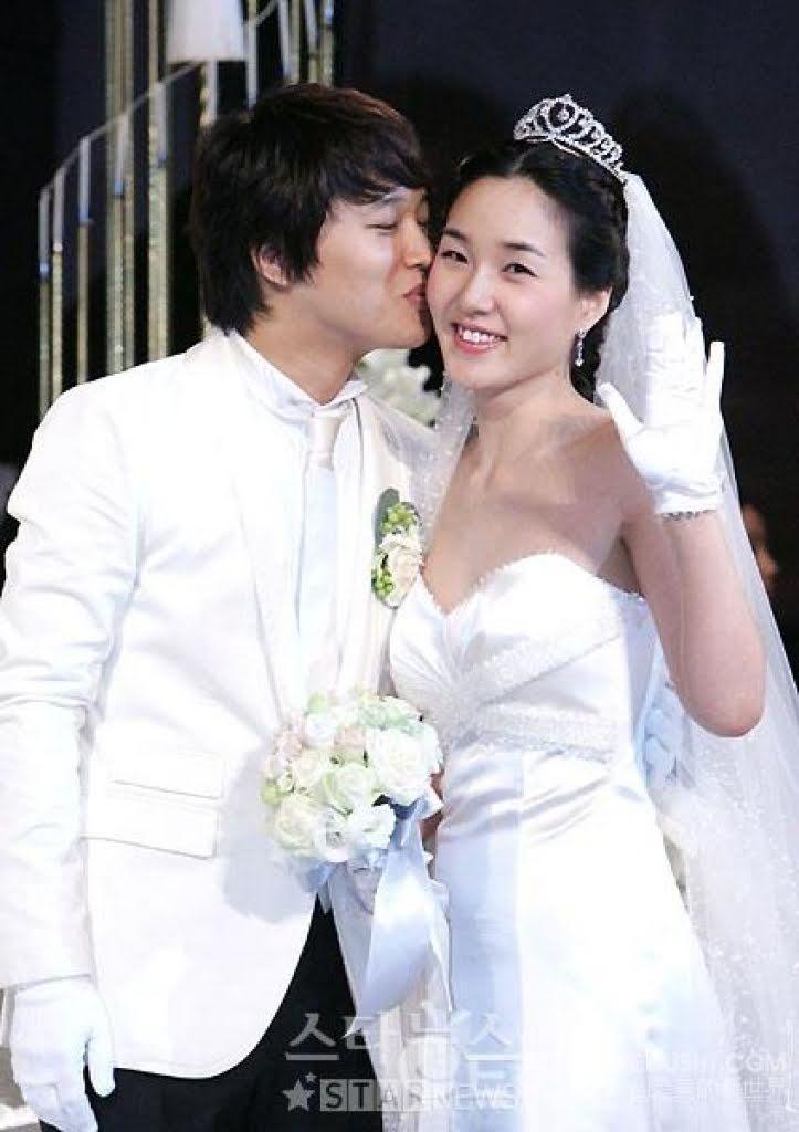 4名韩国明星最终与初恋结婚 车太贤很爱他妻子甚至跟踪她