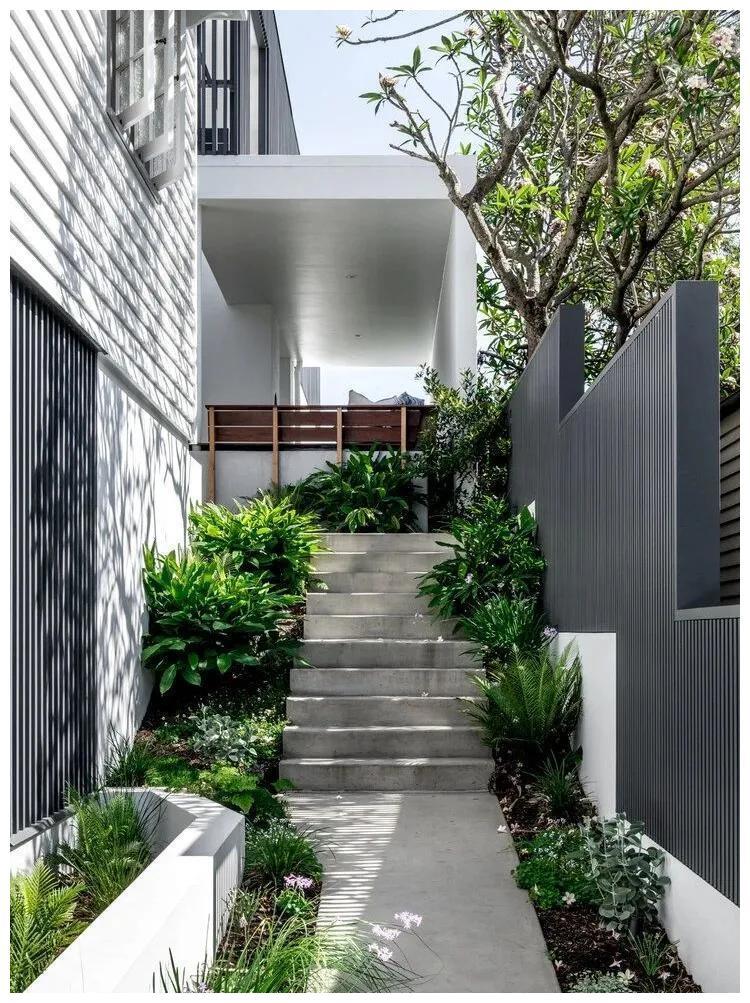剑源共挤木|根植于生活美学的极简庭院