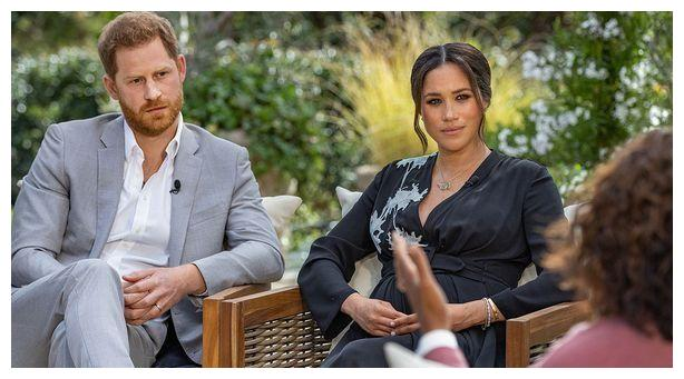 梅根担心曝光王室丑闻,会失去公爵夫人头衔,告诉哈里注意策略!