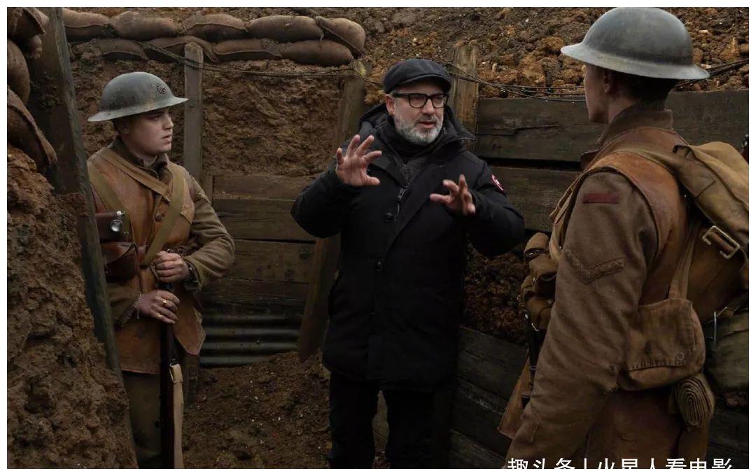 """《1917》导演""""一镜到底""""让您体会一个好的剪辑师对电影有多重要"""