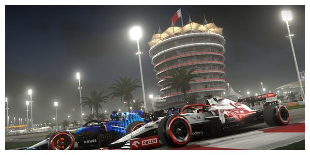 《F1 2021》更新 PS5版重新加入光追