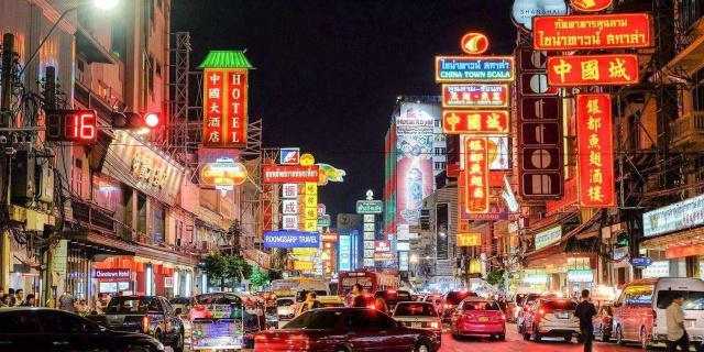 世界上华人最多的三个国家,不是美国<a href=