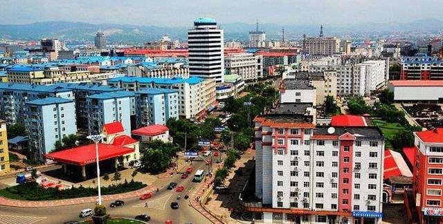 黑龙江省县级市,虎林市