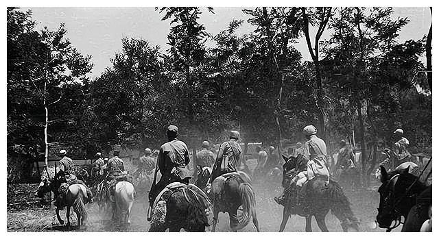 八路军很纳闷的一场战斗,伪军竟然会反攻,团长:怪事!