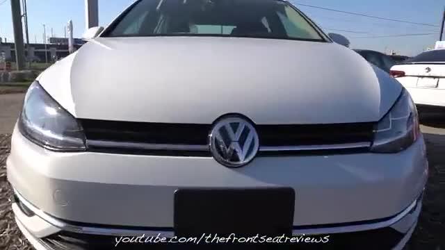 视频:大众高尔夫2021款车型ExteriorandInterior