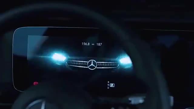 视频:梅赛德斯-奔驰E级-2020款外观展示