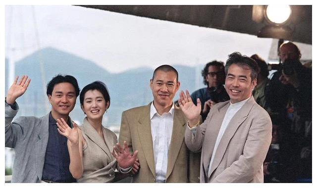 三人去香港拍电影,倪大红:张丰毅搭档关之琳,却让我演个老太监