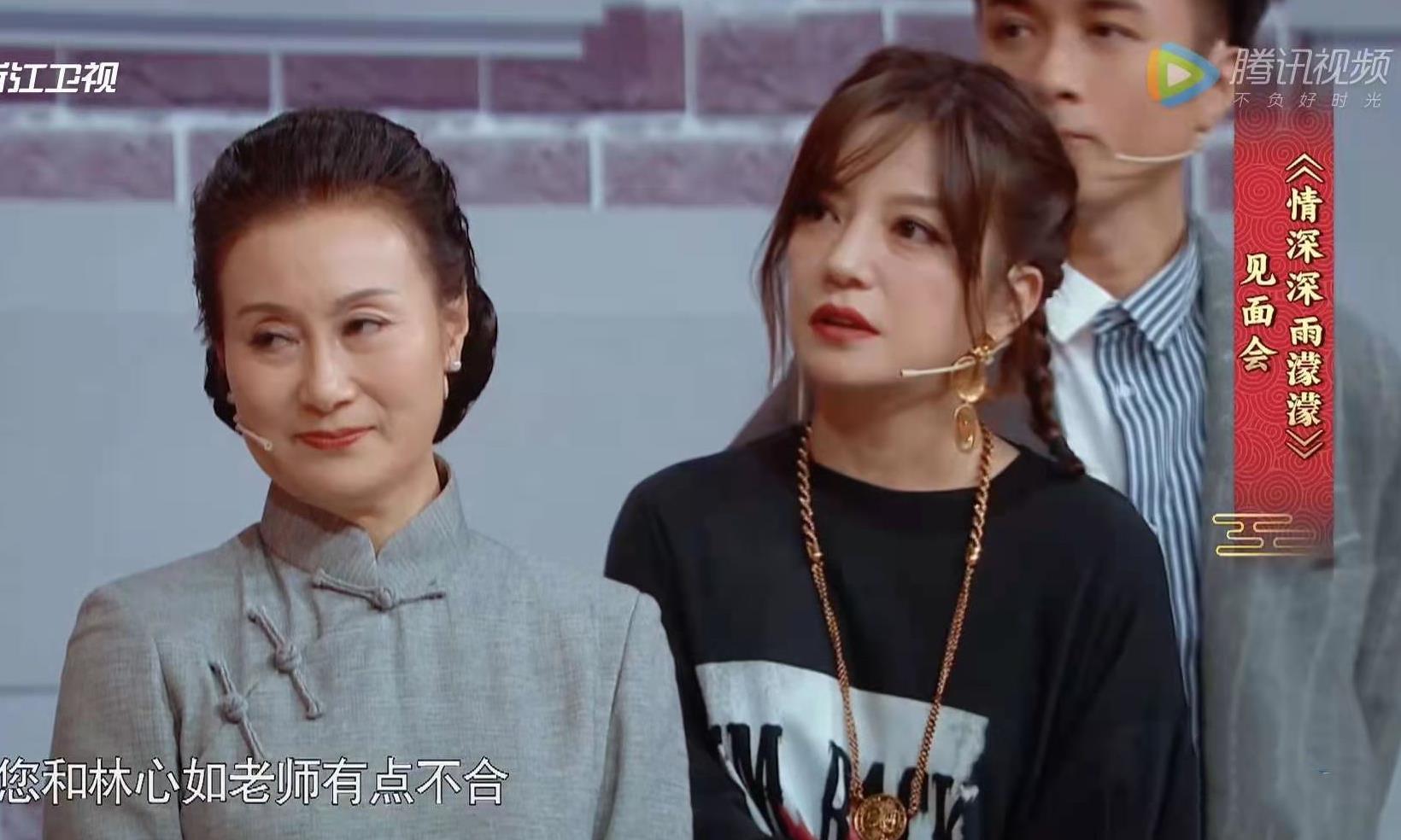 当着人家吴奇隆的面,说自己看走眼了,赵薇你的高情商呢