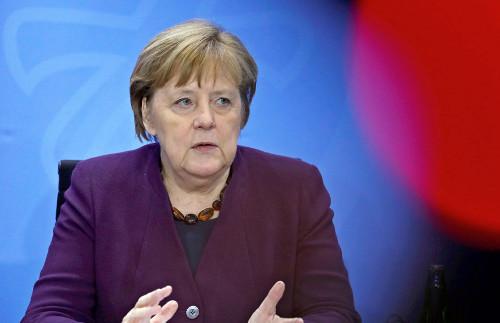德国新型冠状病毒新感染者增长停滞的可能性 默克尔总理呈阴性