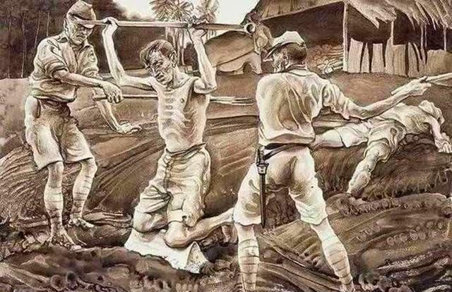 """二战""""父岛事件"""":日军用战俘制作寿司烧,老布什险些成为下酒菜"""