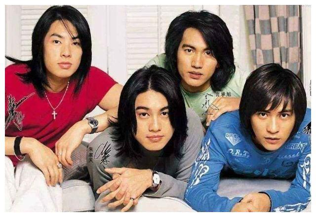 《流星花园》20年,曾经的F4美男们,你还记得他们吗?