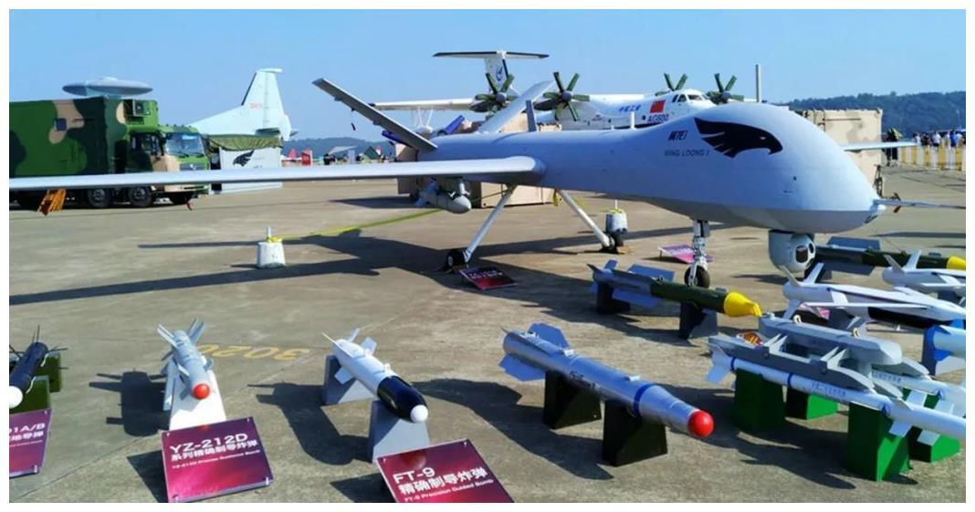 当外国人还在纠结5G时,中国翼龙抵达河南:空中基站已经飞上天