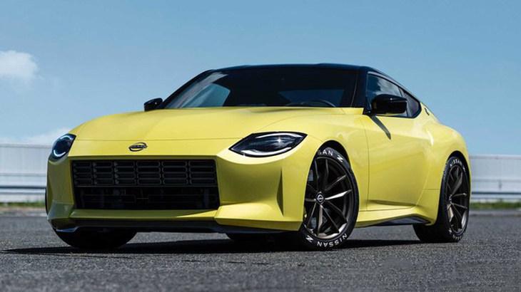 高度还原原型车 日产Z Proto量产版将于8月7日亮相