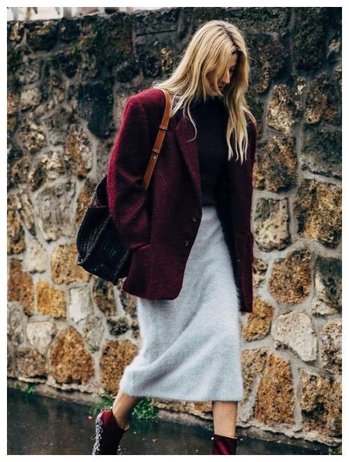 时尚百搭的风衣穿搭,美艳至极,优雅知性显气场!