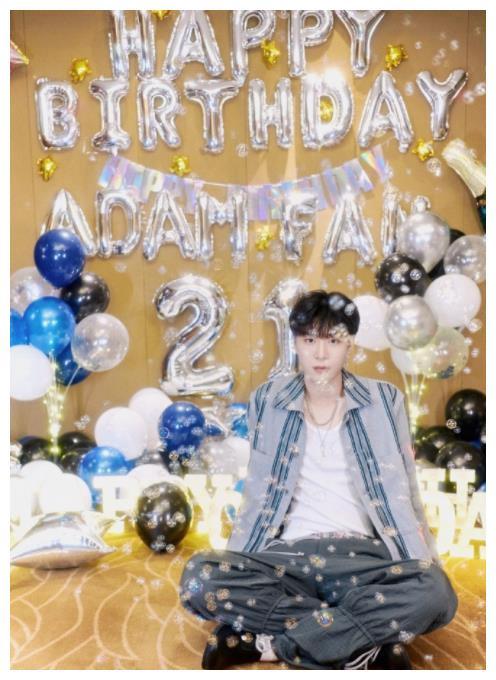 范丞丞21岁生日,范冰冰发文超甜,王圣迪礼物显真诚,剧组被潮土