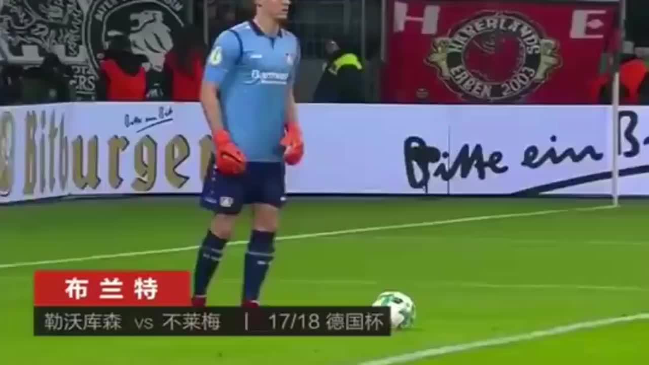 足球:行云流水!高效团队配合进球的典范,把二过一玩到了极致!