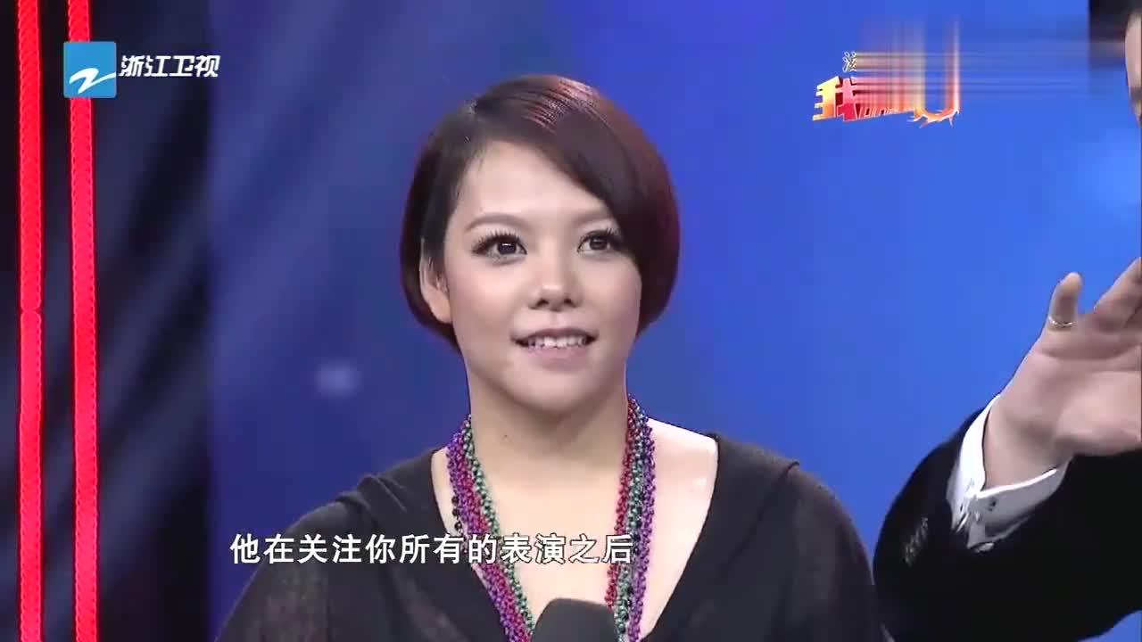 陈晓东献唱成名曲,惊喜助阵张惠春,刚上场就为其拉票!