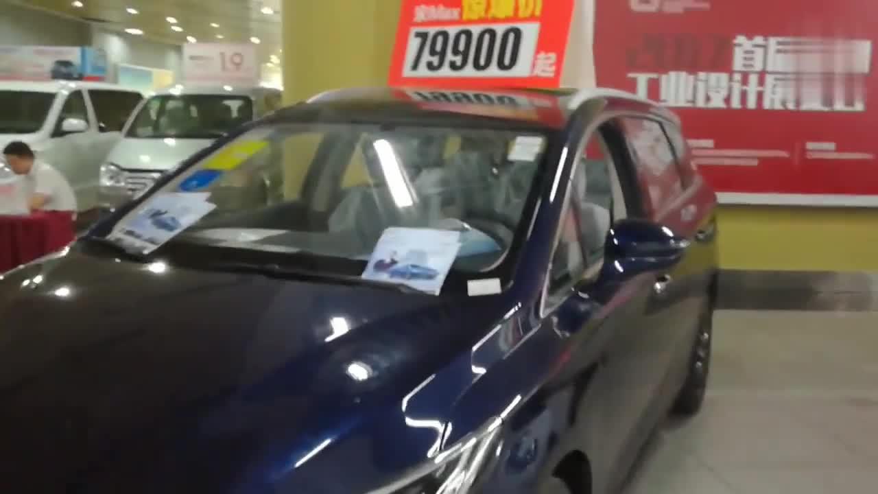 视频:比亚迪宋MAX,家庭6座车的最佳选择
