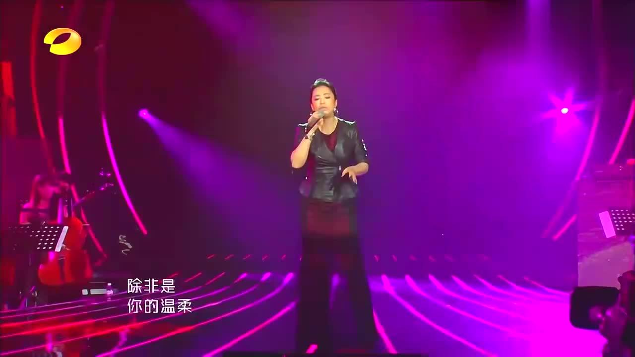黄绮珊挑战庾澄庆招牌曲目,高难度转音流畅自如,一般人真做不到