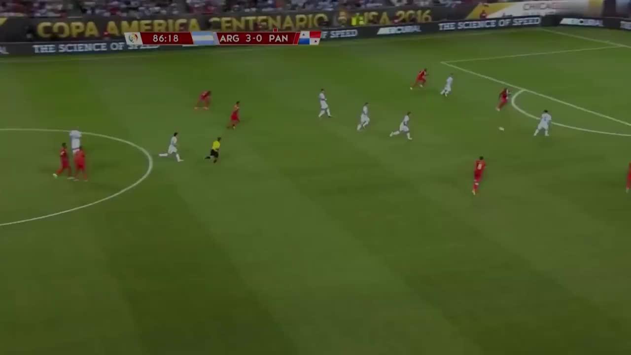 梅西的进球到底有多精彩,啥也不用说,你听听解说的反应就知道了