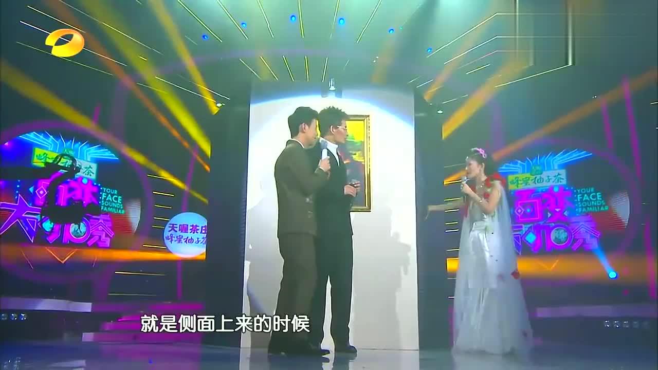 张远模仿林志炫唱歌,陈志朋超高评价这就是本尊的声音啊