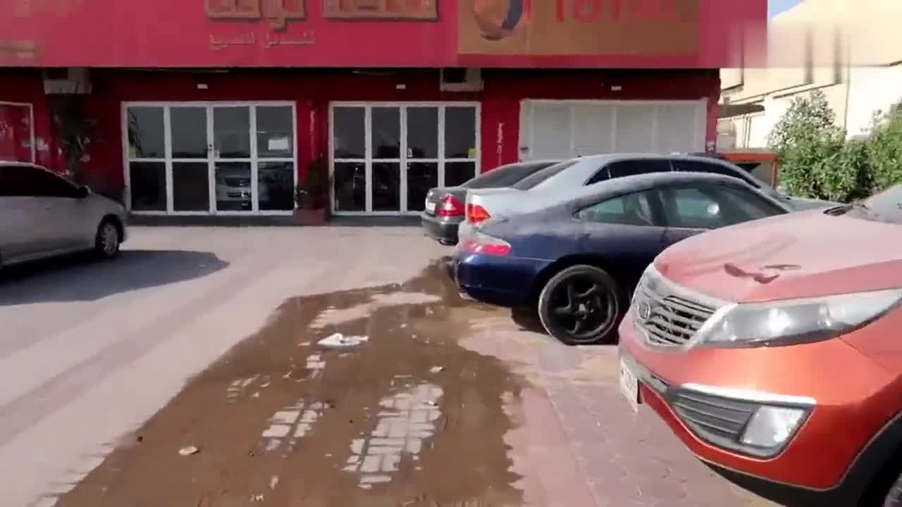 看完这些被当作垃圾的车子,我才知道迪拜的土豪有多任性