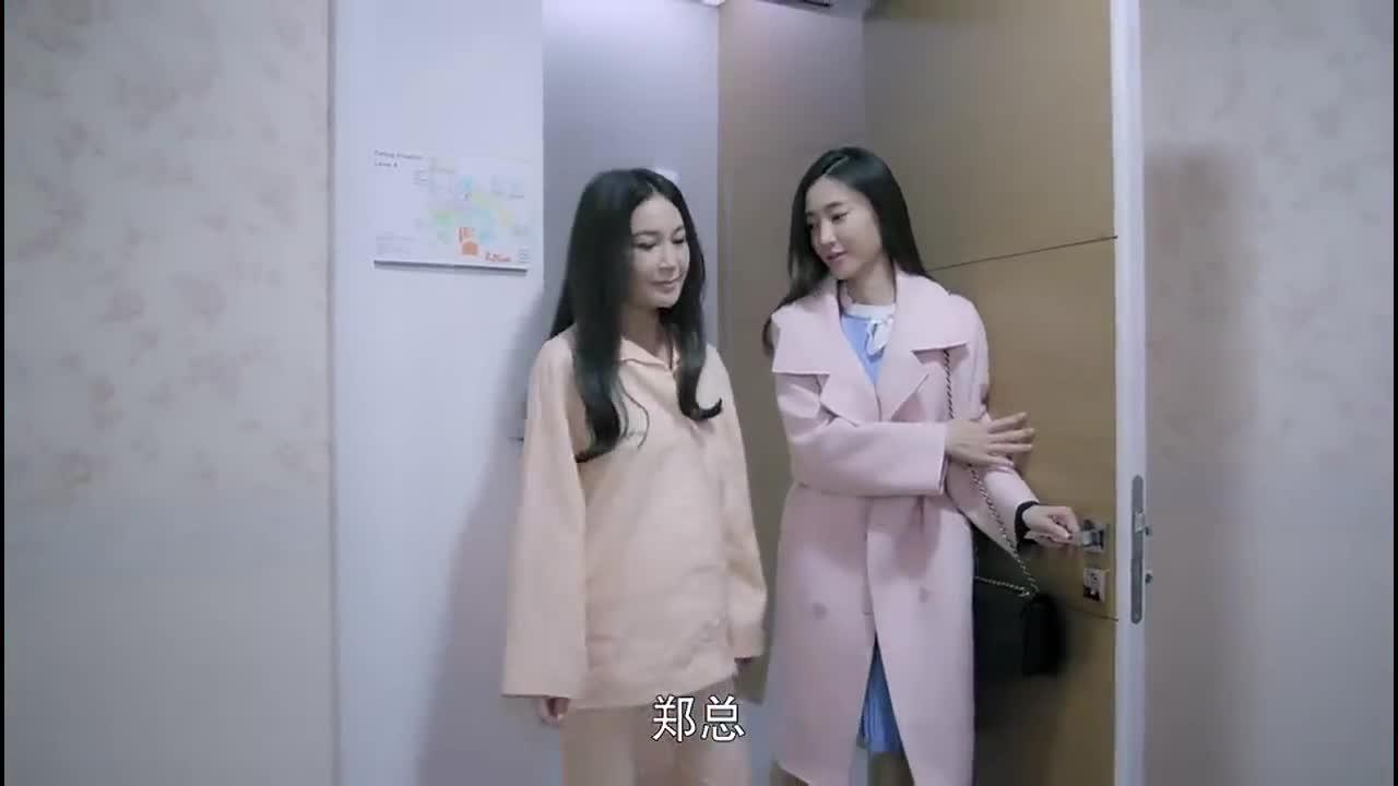 都市剧:苏芒和郑总在英国医院遇见了,跟郑总说了孩子的来历