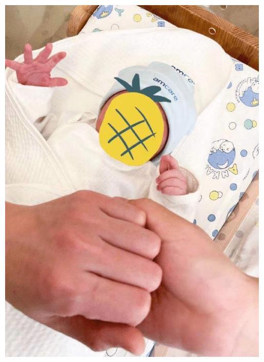 儿子取名小菠萝,被网友调侃马可波罗