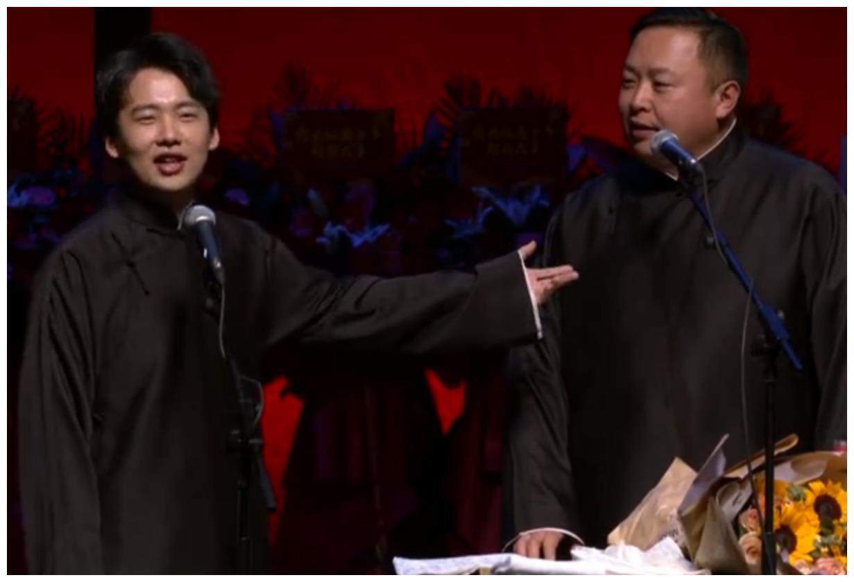 阎鹤祥:郭麒麟要去《吐槽大会》,那就是冠军!