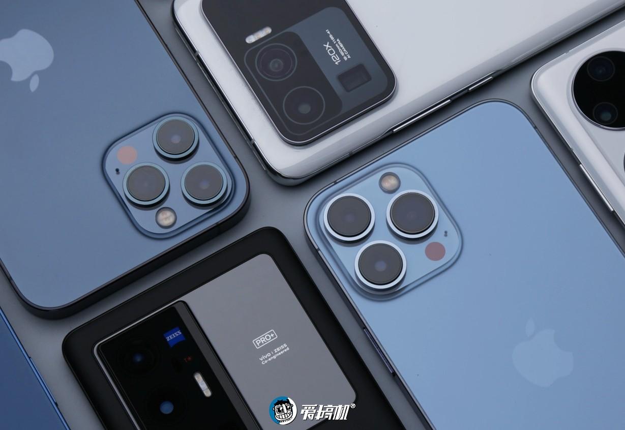 拍照横评:iPhone 13PM大战X70 Pro+、华为P50P、小米11U