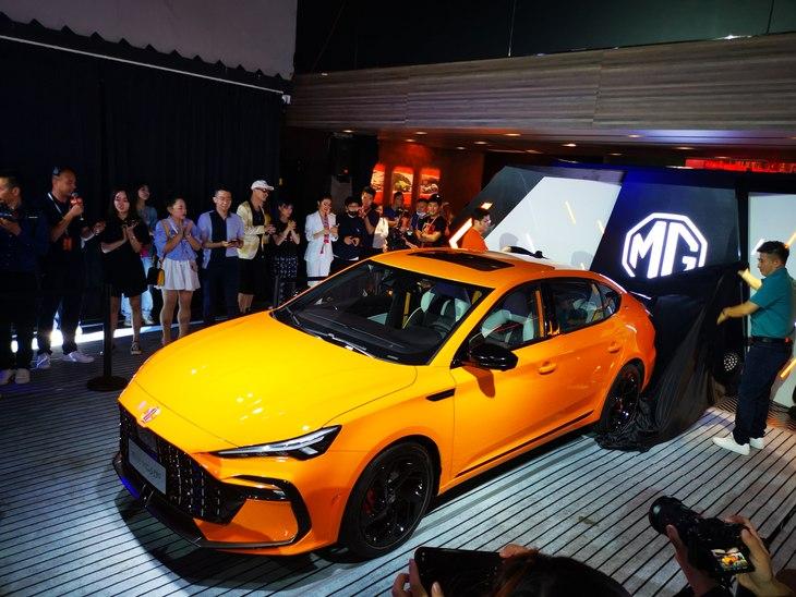MG6 PRO正式发布 配备原厂尾翼及运动套件 搭1.5T发动机
