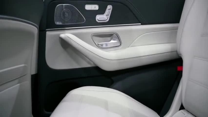 视频:2020款奔驰GLS4504Matic到货,外观及内饰全方位高清展示!