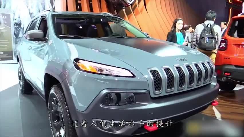 视频:新款吉普自由光到来,外观配置动力,总有一样你喜欢的