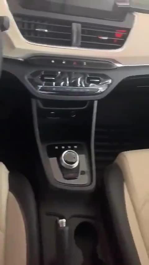 视频:宝骏360的中控