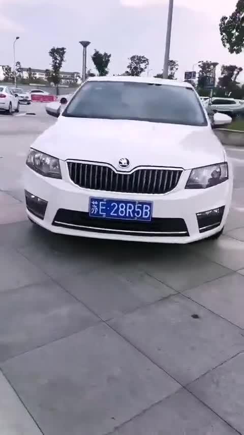 视频:斯柯达明锐,不错的德系家用好车