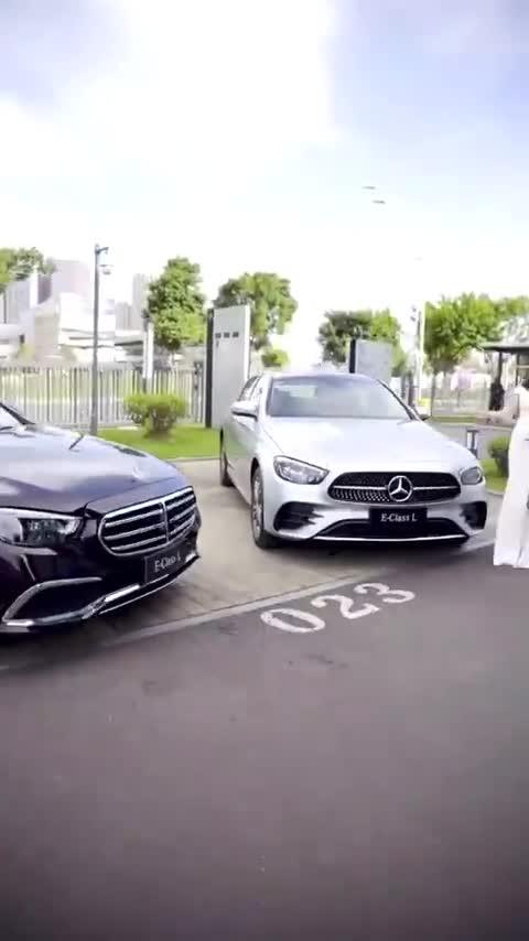 视频:小雯带你了解新一代奔驰E级