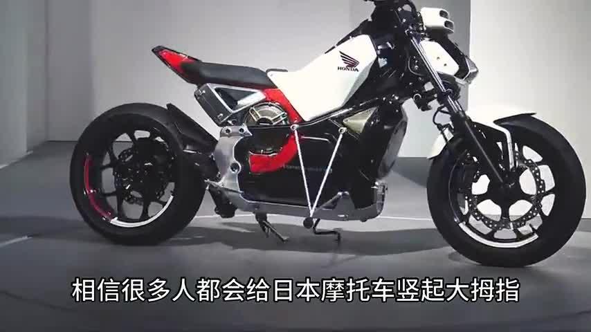为什么日本生产的摩托车,销量会比国产的摩托车好很多?