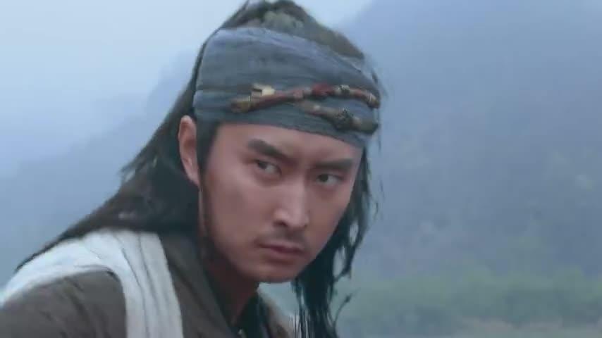 杨再兴欲投靠金人,岳飞与他河边再战,得知他是杨家将枪法传人!