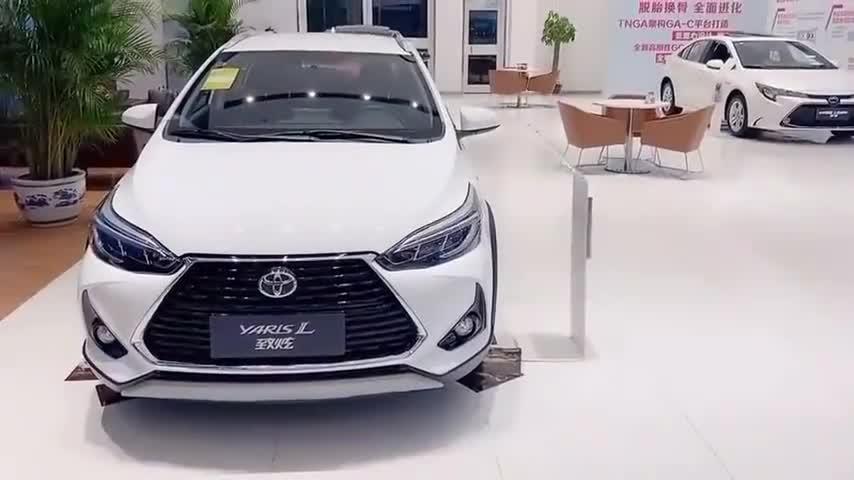 视频:广气丰田的改良?新丰田致炫X展示,外观清新亮眼,来了解一下