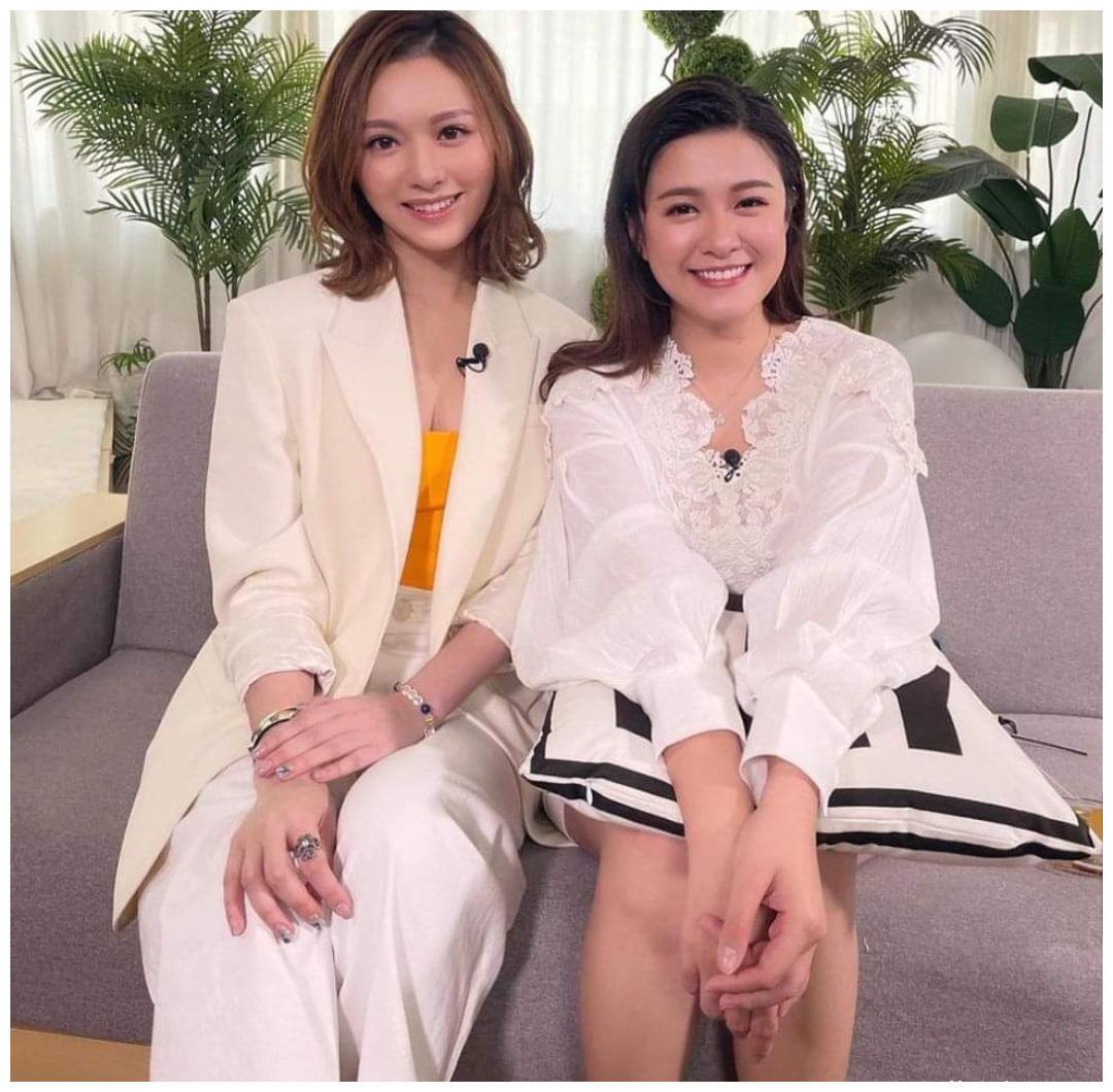TVB版《有点心机又如何》官宣,冯盈盈、江嘉敏记者会上互放冷箭