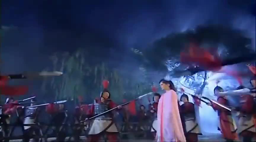 刁蛮公主:司徒静来和云南王谈判,发现云南王是自己的亲舅舅