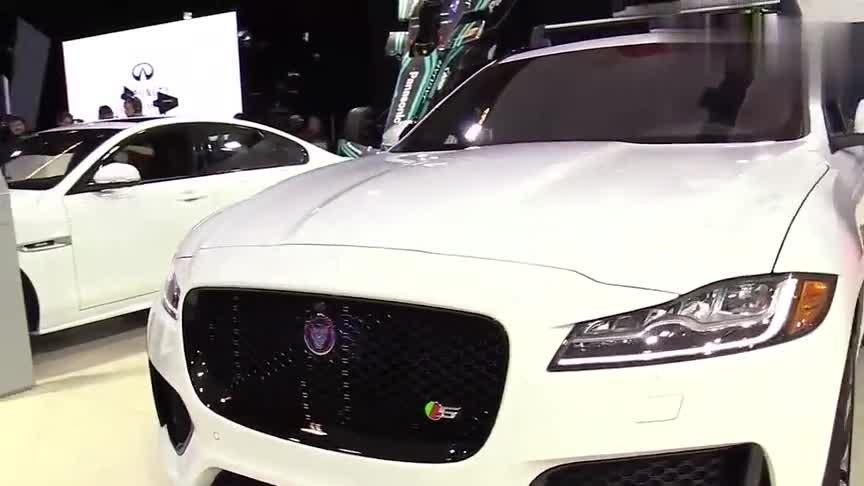 视频:豪华轿跑suv捷豹F-Pace,四驱3.0T叫板保时捷