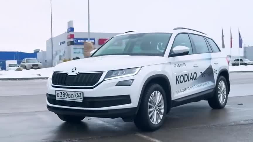 视频:2020款三菱欧蓝德和斯柯达柯迪亚克是同级四驱车吗?爬个坡就懂了